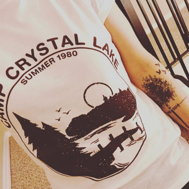 Camp Crystal Lake Summer 1980 Friday The 13th Shirts Plus Size Up To 5xl photo review