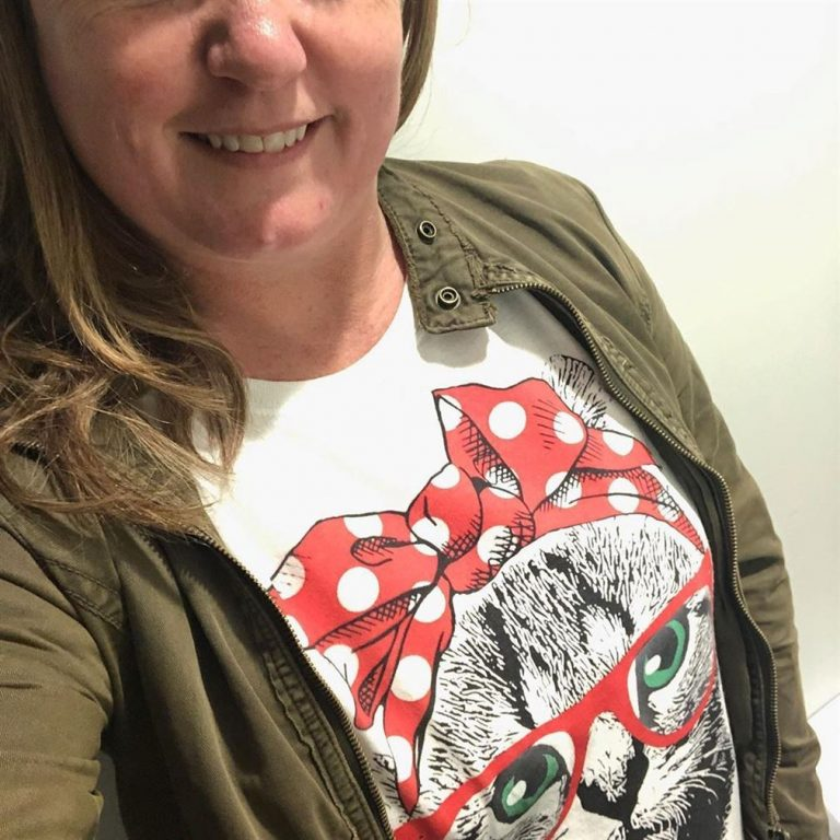 We Can Do It Strong Cat Lady Strong Woman Shirts Plus Size Up To 5xl photo review