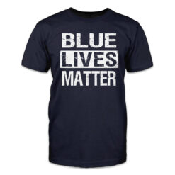 Blue Lives Matter Tshirt 2020