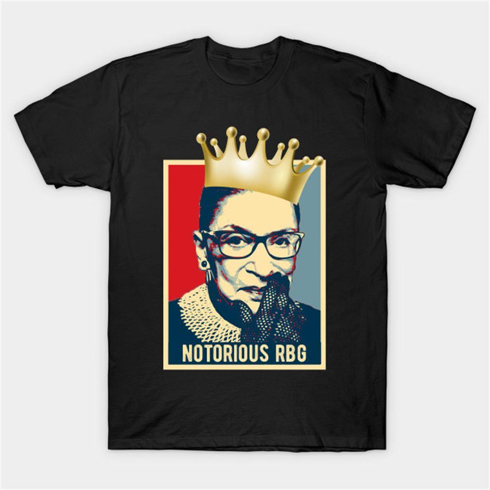 Notorious Ruth Bader Ginsburg Rbg T-shirt