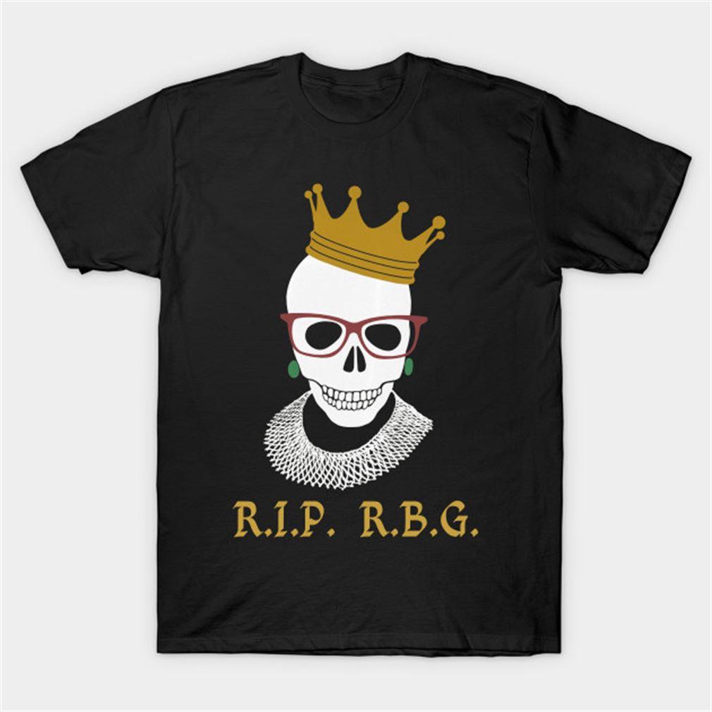 Ruth Bader Ginsburg T Shirt Rip Rbg Ruth Bader Ginsburg Parody T-shirt