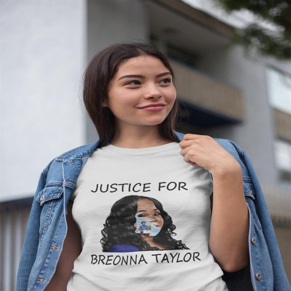 Justice For Breonna Taylor Say Her Name T-shirt Plus Size Up To 5xl