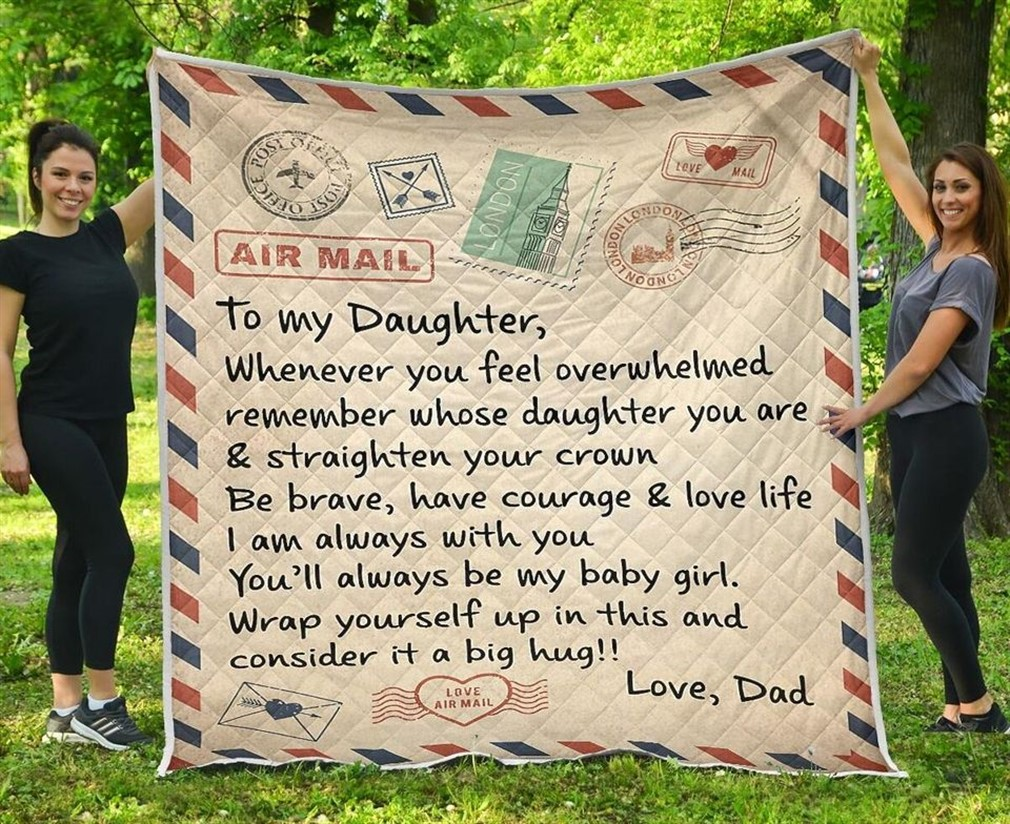 Air Mail To My Daughter