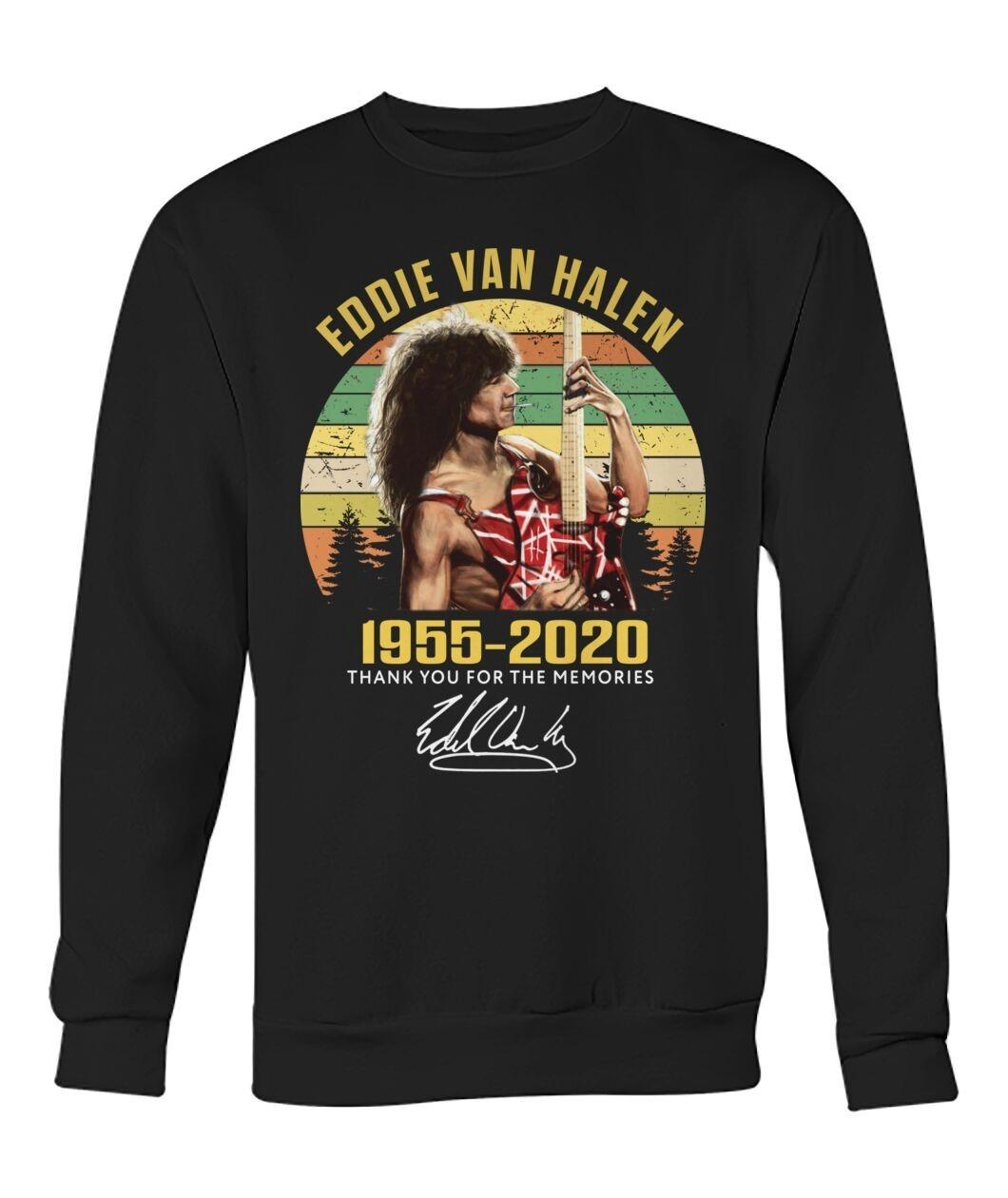 Eddie Van Halen Shirt V18