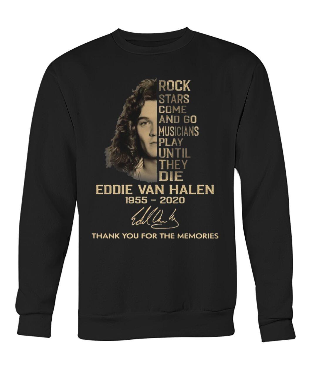 Eddie Van Halen Thank You For The Memories