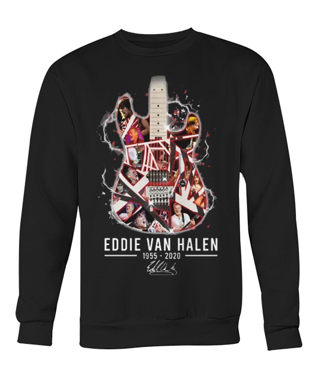 Guitar Eddie Van Halen Shirt
