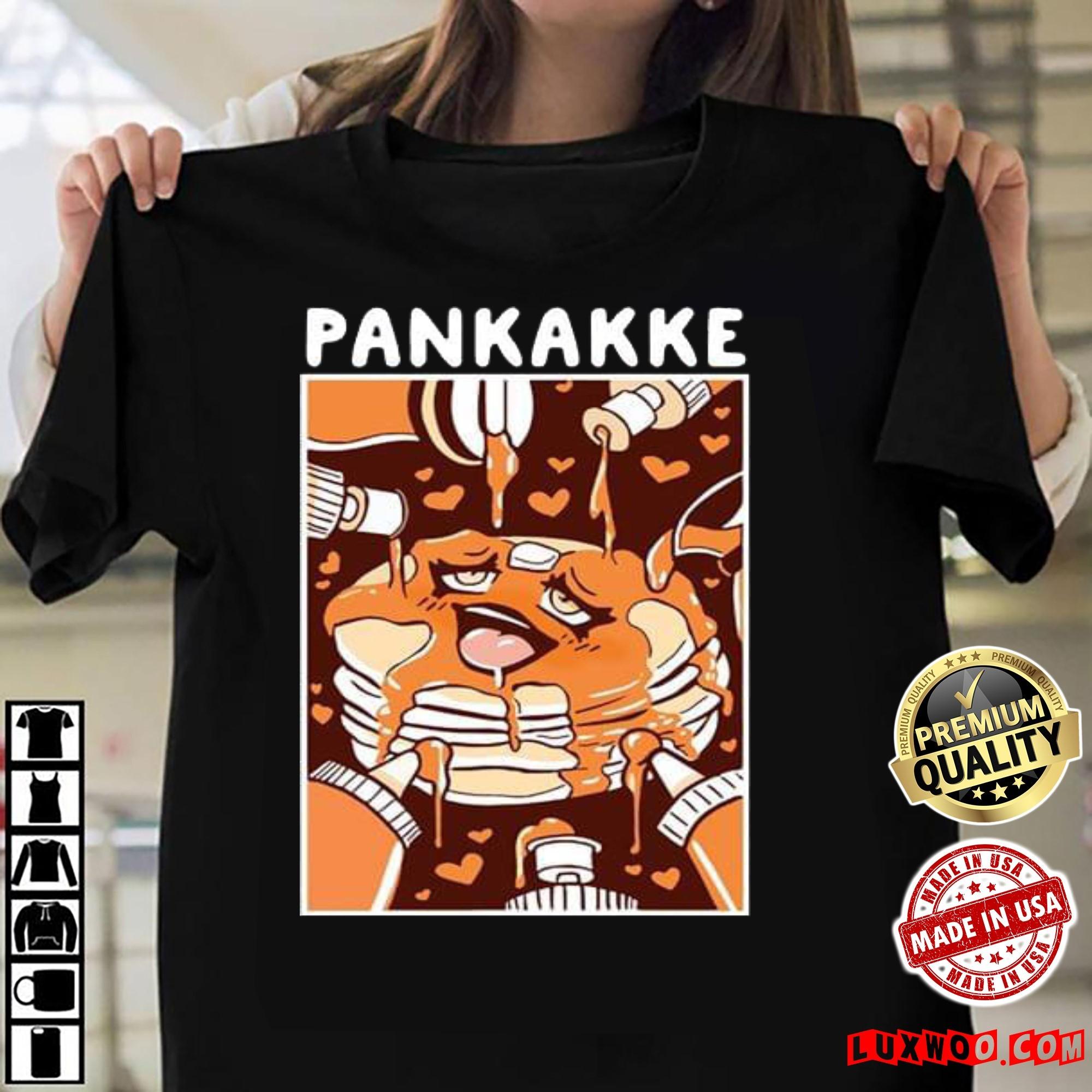 pankakke shirt Ahegao Pancake T Shirt Best Shirt 2020