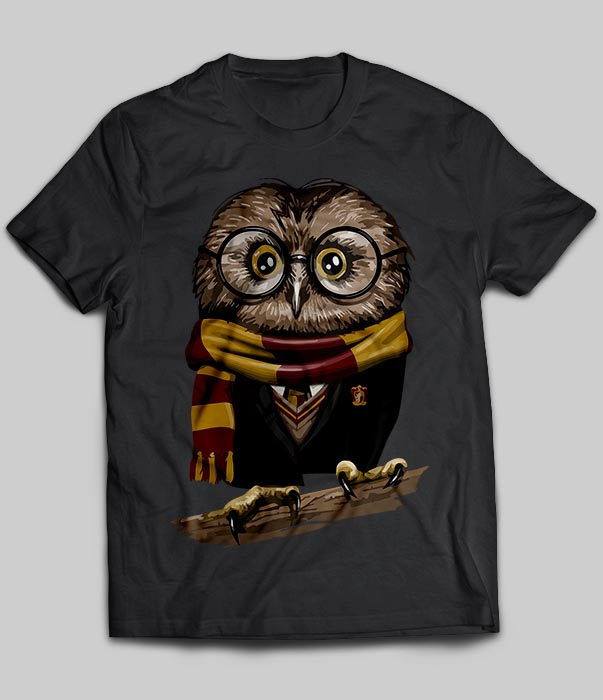 Owl Harry Potter Shirt